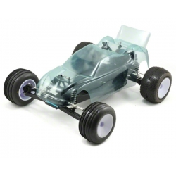 TQ Racing SX10 T 1/10 Scale Off Road Truck Pro Roller