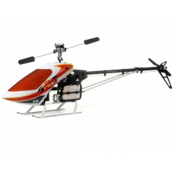 "JS Models TZ-V2 ""3D Frenzy Competition"" .50 Size Pro Helicopter Kit"
