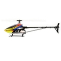 Outrage Velocity 50 Nitro Pro Carbon Fiber Helicopter Kit