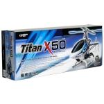 Thunder Tiger Titan X50 Nitro Helicopter Kit w/Torque Tube Tail