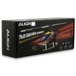 Align T-Rex 450 Pro Super Combo w/Motor/ESC/Gyro/Servos (Black Frame - Carbon Blades)