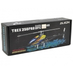 Align T-Rex 250 PRO DFC Combo Helicopter Kit w/Motor, ESC, Servos & CF Blades