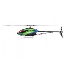 Align T-REX 450L Dominator Super Combo Helicopter Kit w/3GX, ESC, Motor, Servos & CF Blades