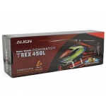 Align T-Rex 450L Dominator 6S Super Combo Heli Kit w/MicroBeast, ESC, Motor, Servos & CF Blades