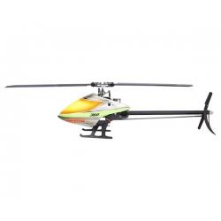 Compass Model Warp 360 Helicopter Combo Kit w/Motor, ESC, Servos & CF Blades