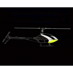 MS Heli Mini Protos 450 6S Flybarless Helicopter Kit w/Motor, ESC, MSH Brain & Carbon Blades
