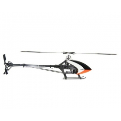 MS Heli Protos 500 Carbon Flybarless Helicopter Kit w/Motor, ESC, MSH Brain & Carbon Blades