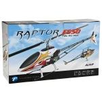 Thunder Tiger Raptor E550 Flybarless ARF Helicopter Kit