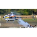 Synergy N7 Flybarless Torque Tube Nitro Helicopter Kit