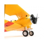 E-flite PT-17 1.1m Bind-N-Fly Basic Electric Biplane Airplane w/AS3X & SAFE Technology