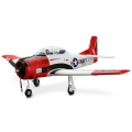 E-flite T-28 Trojan 1.2m Bind-N-Fly Basic Electric Airplane w/AS3X