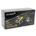 Align T-REX 250 Plus DFC RTF Helicopter w/T6 Transmitter, 3GX MRS, LiPo Battery & Charger