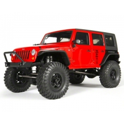 "Axial SCX10 ""2012 Jeep Wrangler Unlimited Rubicon"" 4WD Electric Rock Crawler Kit"