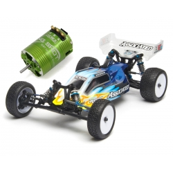 """Team Associated RC10 B5M Factory """"Lite"""" Mid-Motor 2WD Electric Buggy Kit w/17.5T Motor FREE!"""
