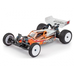 Team Associated RC10 B6 Team 1/10 2WD Buggy Kit Combo w/Servo, ESC, Motor & LiPo Battery