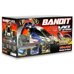 Traxxas Bandit VXL Brushless Buggy RTR Waterproof ESC w/2.4Ghz Radio, Battery & Wall Charger
