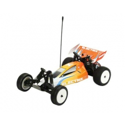 Electrix RC Boost 1/10 Scale RTR Electric 2WD Buggy (Orange)