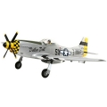 E-flite P-51D Mustang Bind-N-Fly Basic Electric Airplane