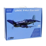 E-flite Ultra-Micro UMX F4U Corsair RTF Electric Airplane w/AS3X