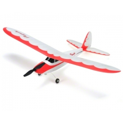 Hobbico Flyzone Playmate Micro EP 2.4GHz RTF Airplane (Red)