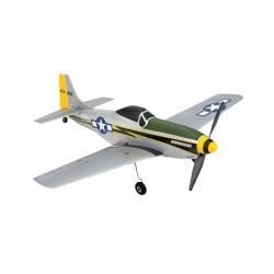 ParkZone Ultra Micro P-51D RTF