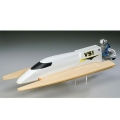 AquaCraft VS1 Competition Nitro Wood Tunnel Hull Boat Kit ARR
