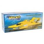 AquaCraft U-18 Miss Vegas Deuce RTR Nitro Hydro (White) w/Tactic TTX300