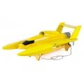 AquaCraft U-18 Miss Vegas Deuce RTR Nitro Hydro (Yellow) w/Tactic TTX300