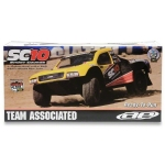Team Associated SC10 1/10 Scale RTR Electric 2WD Short Course Truck (Team Associated)