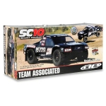 Team Associated SC10 1/10 Scale RTR Electric 2WD Short Course Truck (KMC Wheels)