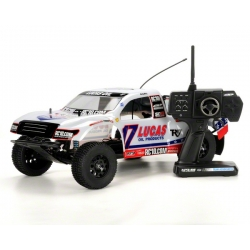 Team Associated SC10 1/10 Scale RTR Brushless Electric 2WD Short Course Race Truck (Lucas Oil)