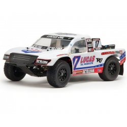 Team Associated SC10RS 1/10 Scale RTR Brushless Electric 2WD Short Course Truck (Lucas Oil)