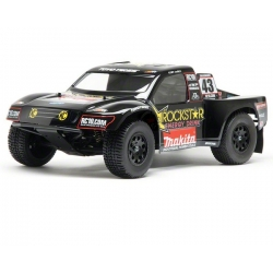 Team Associated SC10RS 1/10 Scale RTR Brushless Electric 2WD Short Course Truck (Rockstar/Makita