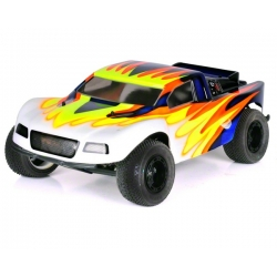 """TQ Racing SX10 SC """"Pro Roller"""" 1/10 Scale Electric 2WD Short Course Truck"""