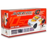 TQ Racing SX10 SC 1/10 Scale RTR Short Course Truck (w/2.4GHz Radio)