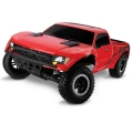 "Traxxas Slash ""Ford F-150 SVT Raptor Replica"" 1/10 RTR Electric 2WD Short Course Truck w/2.4GHz"