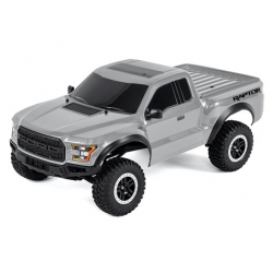 Traxxas 2017 Ford Raptor RTR Slash 1/10 2WD Truck (Silver) w/TQ 2.4GHz Radio, Battery & DC Charger