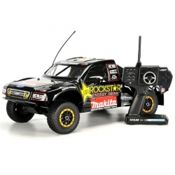 Team Associated SC8e 1/8 Scale RTR Electric 4WD Short Course Truck (Rockstar/Makita)