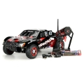 "Traxxas Slash 4X4 ""Ultimate"" Brushless 1/10 Scale 4WD Short Course Truck w/2.4Ghz Radio"