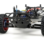 """Traxxas Slash 4X4 """"Ultimate"""" Brushless 1/10 Scale 4WD Short Course Truck w/2.4Ghz Radio"""