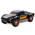 "Traxxas Slash 4X4 LCG ""Ultimate"" 1/10 4WD Short Course Truck w/TQi 2.4GHz, NiMH & Charger"