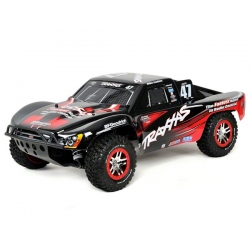 Traxxas Slash 4X4 Brushless 1/10 Scale Electric 4WD Short Course Truck w/TQi 2.4GHz Radio