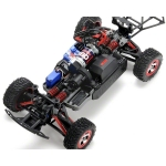 Traxxas 1/16 Slash EX Brushed 1/16 Scale 4WD RTR Short Course Truck (w/Battery & Wall Charger)