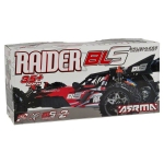 Arrma Raider BLS Brushless RTR 1/10 Electric Baja Buggy w/ATX100 2.4GHz, Battery & Charger