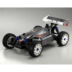 Kyosho Inferno VE 4WD Brushless Electric Race Spec 1/8 Off Road Buggy w/Syncro 2.4GHz (ReadySet)