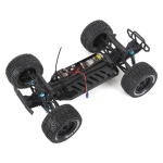 ECX RC Ruckus 1/10 RTR 4WD Monster Truck w/DX2E 2.4GHz Radio