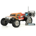 Electrix RC Ruckus 1/10th Monster Truck RTR w/Battery & Wall Charger (Orange)