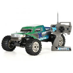 Electrix RC Ruckus 1/10 Monster Truck RTR w/Battery & Wall Charger (Green)