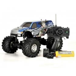 HPI Wheely King 4x4 RTR w/Bounty Hunter Body