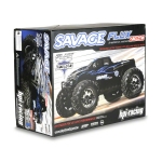 HPI Savage Flux 2350 w/GT-2 Truck Body RTR